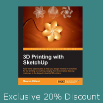 3D Printing with SketchUp discount