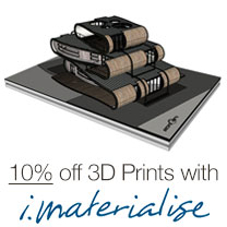 imaterialise printing discount for sketchup