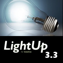 lightup for sketchup released