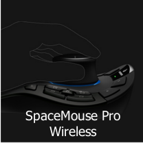 spacemouse pro wireless released