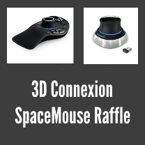 spacemouse raffle may 2015