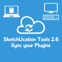 Sync your Plugins for SketchUp to the cloud