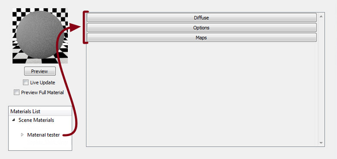 v-ray material editor in sketchup