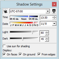 shadow-tips