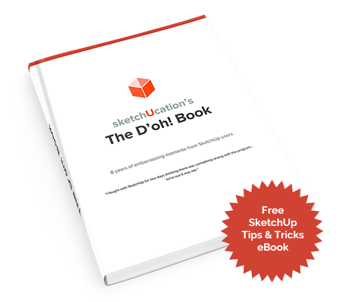 The D'oh Book for SketchUp