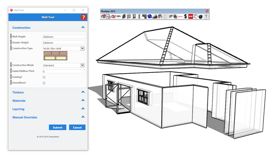 plusspec for sketchup
