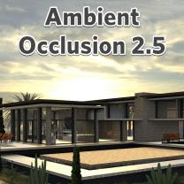 Ambient Occlusion for SketchUp