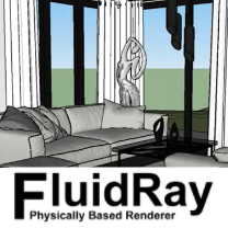 FluidRay for SketchUp
