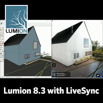 Lumion LiveSync for SketchUp
