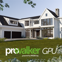 ProWalker GPU for SketchUp