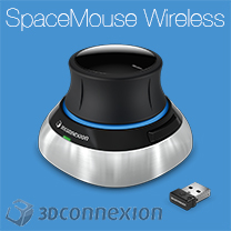 SpaceMouse Wireless Released