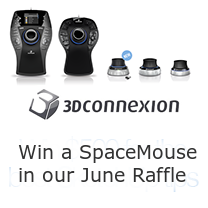 SpaceMouse Raffle