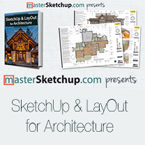 sketch and layout for architecture