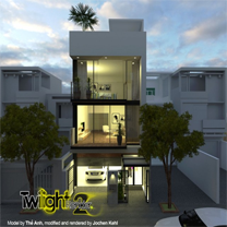 twilight render 2 preview for sketchup