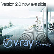 vray for sketchup 2.0 released